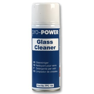 PRO-POWER GLASS AND SCREEN CLEANER