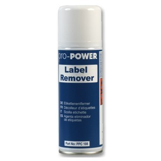 PRO-POWER LABEL REMOVER