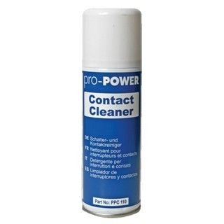 PRO-POWER CONTACT CLEANER