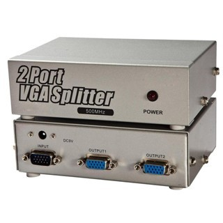 PRO-SIGNAL 350MHZ VGA DISTRIBUTION AMPLIFIERS