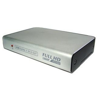 מפצל אקטיבי HDMI 1:4 PRO-SIGNAL