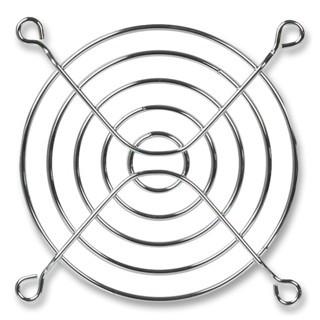 רשת הגנה למאוורר - 80MMx80MM MULTICOMP