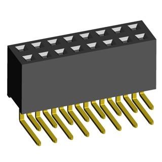MULTICOMP 2.54MM PITCH PCB SOCKETS