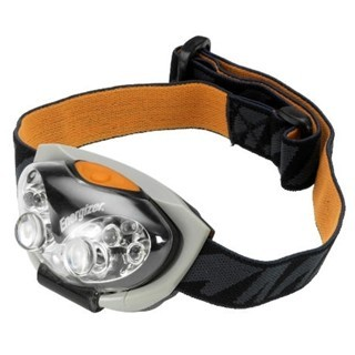 ENERGIZER PROFESSIONAL 6 LED HEADLIGHT