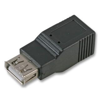 מתאם (USB A (F) - B (F PRO-SIGNAL