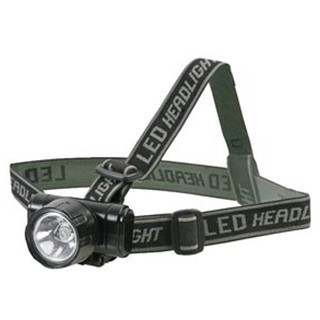 PRO-ELEC 1W LED HEADTORCH