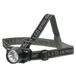 PRO-ELEC 1W LED HEADTORCH
