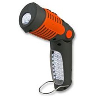 PRO-ELEC 26 LED RECHAREABLE WORK LIGHT