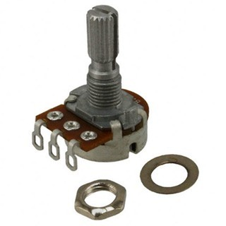 BI TECHNOLOGIES 16MM LOGARITMIC ROTARY POTENTIOMETERS