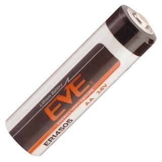 סוללת ליתיום -  AA 3.6V EVE