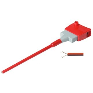 HIRSCHMANN 4MM PLUG / CABLE ENTRY TEST PROBES