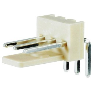 MULTICOMP 2.54MM SQUARE PIN HEADERS - 2217 SERIES