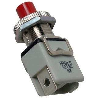 APEN MOMENTARY PUSHBUTTON SWITCHES - ROUND PLUNGER