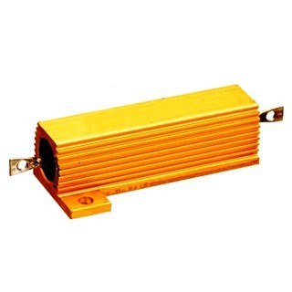 נגד - PANEL MOUNT 50W 5% 100R WELWYN COMPONENTS