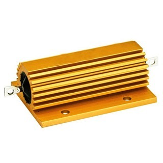 נגד - PANEL MOUNT 100W 5% 1R WELWYN COMPONENTS