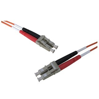 PEO-SIGNAL LC-LC OM2 DUPLEX FIBRE PATCHCORDS