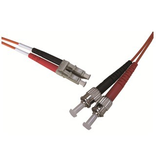 PRO-SIGNAL LC-ST OM2 DUPLEX FIBRE PATCHCORDS