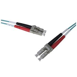 PRO-SIGNAL LC-LC OM3 DUPLEX FIBRE PATCHCORDS