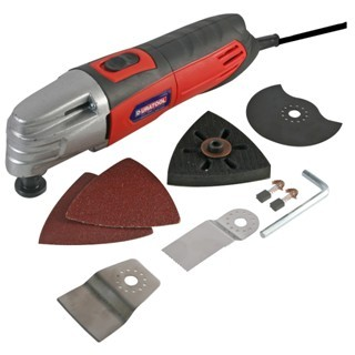 DURATOOL 220W MULTITOOL / CUTTER