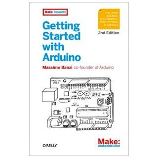 ספר לימוד - GETTING STARTED WITH ARDUINO ARDUINO