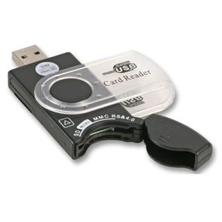 קורא כרטיסי זכרון - 9IN1 + SIM PRO-SIGNAL