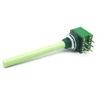 פוטנציומטר חד סיבובי כפול - 2.2K OMEG
