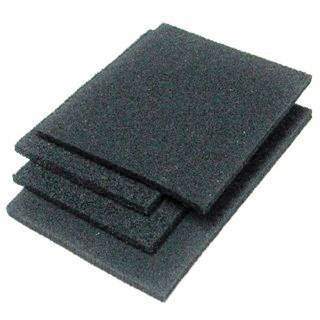 MULTICOMP HIGH DENSITY CONDUCTIVE FOAM