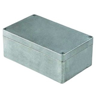 קופסת זיווד ממתכת - G100 SERIES 64X58X35MM MULTICOMP