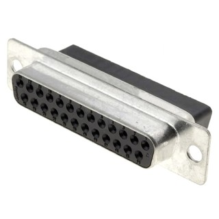 MULTICOMP HIGH DENSITY D-TYPE CONNECTORS - CRIMP CONTACTS