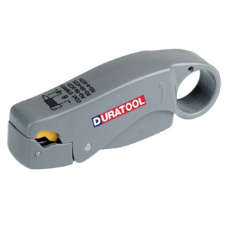 DURATOOL ROTARY COAXIAL CABLE STRIPPER