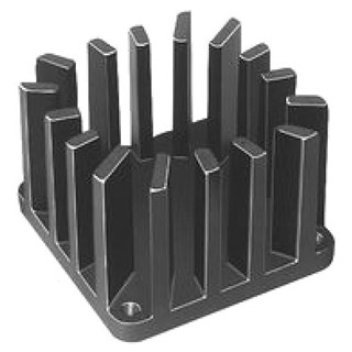 FISHER ELEKTRONIK HEATSINKS FOR TO-3
