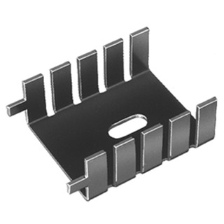 FISCHER ELEKTRONIK TO-220 FINGER SHAPED HEATSINKS