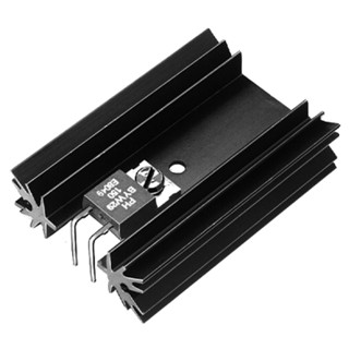 FISCHER ELEKTRONIK TO-220 EXTRUDED HEATSINKS