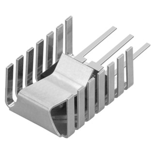 FISCHER ELECTRONIK TO-247 ATTACHABLE HEATSINKS