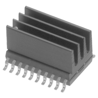 FISCHER ELEKTRONIK HEATSINKS FOR SMD PACKAGES