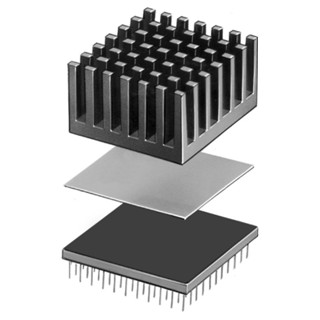 FISCHER ELEKTRONIK HEATSINKS FOR PGA PACKAGES