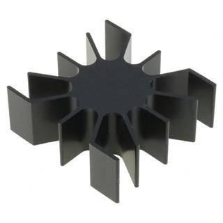 גוף קירור לרכיבים 51.5X51X20MM - LED FISHER ELEKTRONIK