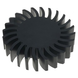 FISCHER ELEKTRONIK EXTRUDED LED HEATSINKS
