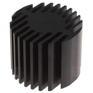 גוף קירור לרכיבים 60X60X50MM - LED FISHER ELEKTRONIK