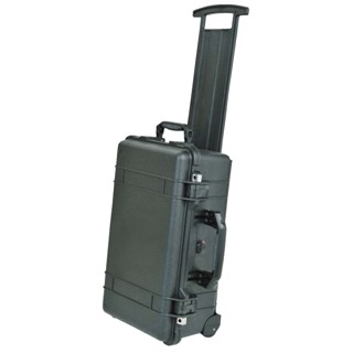DURATOOL WHEELED WATERPROOF TOOL BOXES WITH FOAM