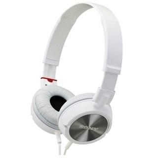 אוזניות SONY MDR-ZX300W - HI-FI SONY