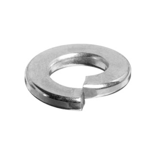 DURATOOL SINGLE COIL SPRING WASHERS - A2 STAINLESS STEEL