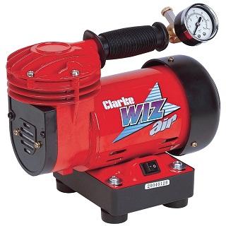 CLARKE OIL FREE MINI AIR COMPRESSOR - WIZ