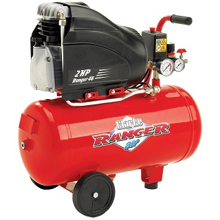 CLARKE 24L AIR COMPRESSOR - RANGER 46