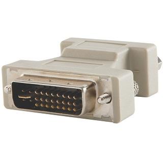 מתאם (DVI (M) - VGA (F PRO-SIGNAL