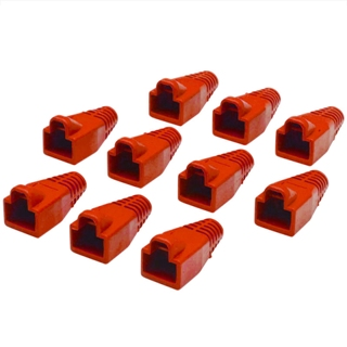 MH CONNECTORS RJ45 STRAIN RELIEF BOOTS