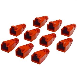 כיסויים להגנה עבור מחברים RJ45 - אדום MH CONNECTORS