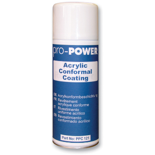 PRO-POWER COMFORMAL COATING SPRAY