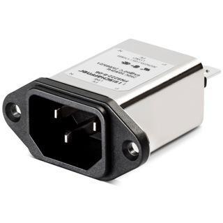 SCHAFFNER GENERAL PERFORMANCE IEC INLET FILTER - FN9222 SERIES