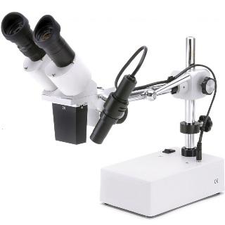 מיקרוסקופ סטריאו מקצועי עם זרוע ארוכה DURATOOL